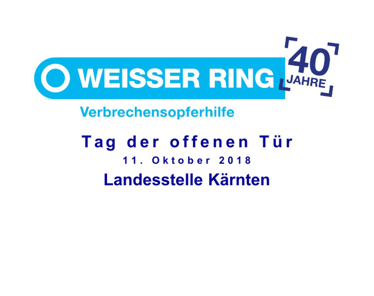 Kaernten Einladung Tag der offenen Tuer Klagenfurt