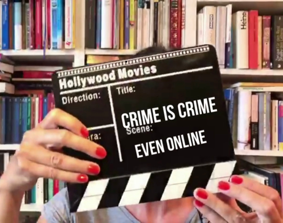 Crime Is Crime