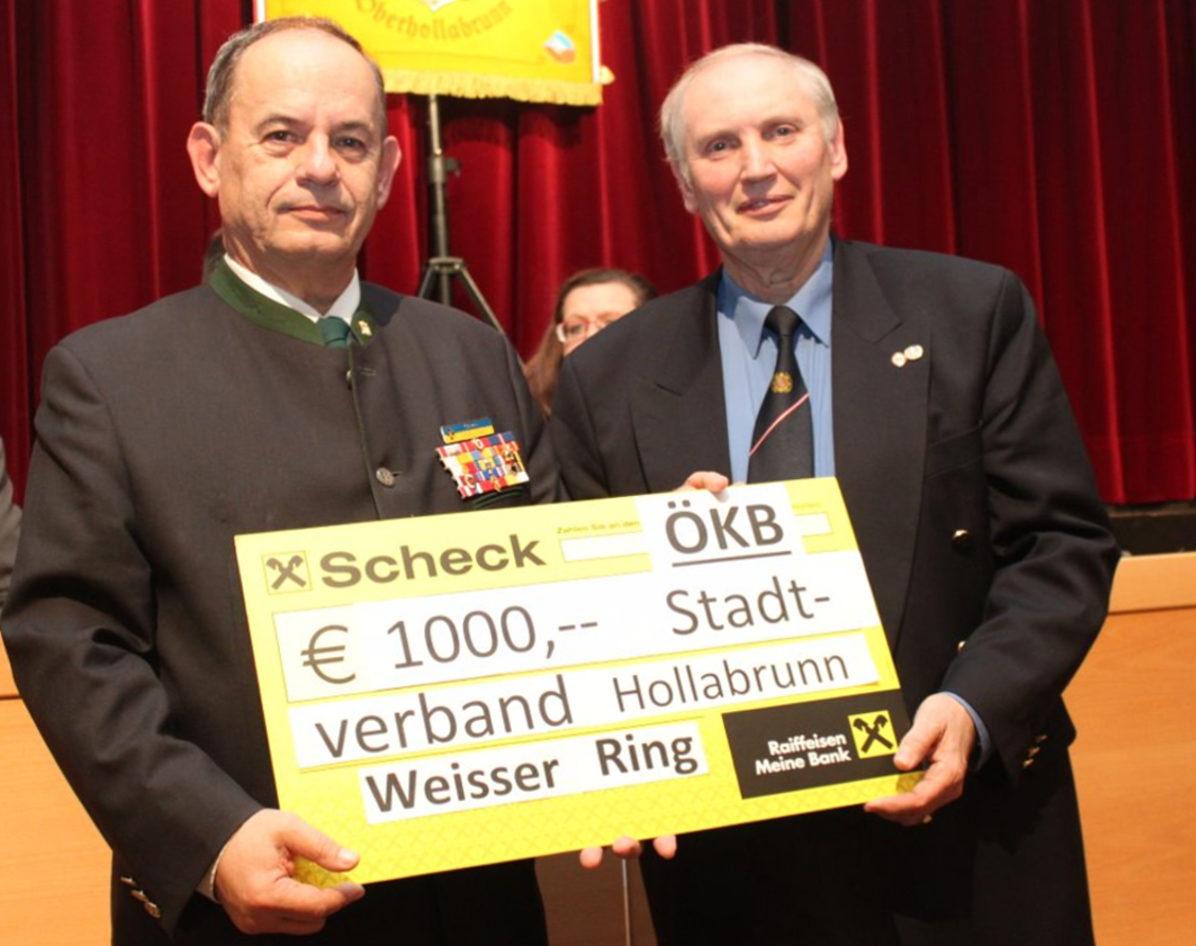 Alfred Deimbacher und Walter Hafner