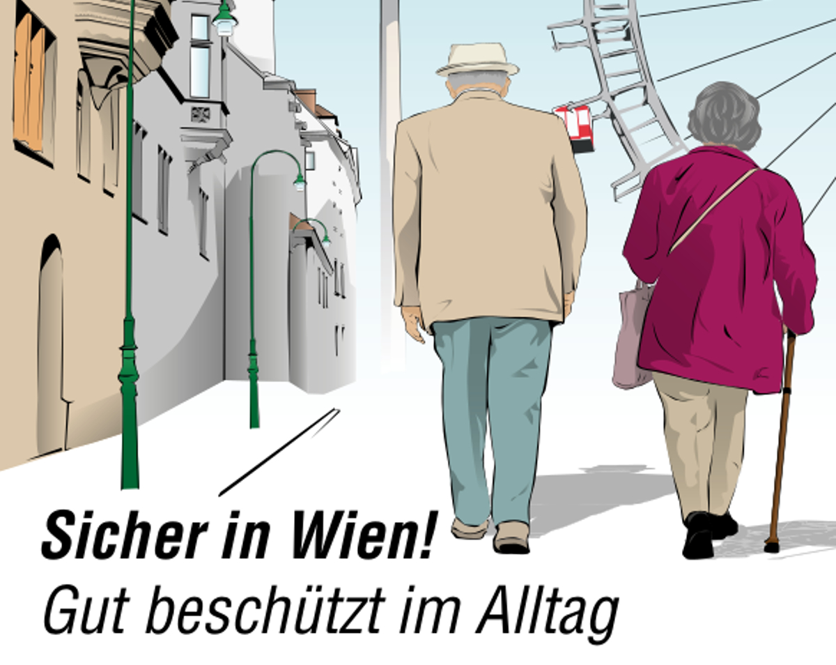 Sicher in Wien